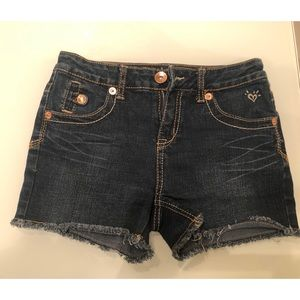 JUSTICE SHORTS size 14 girls